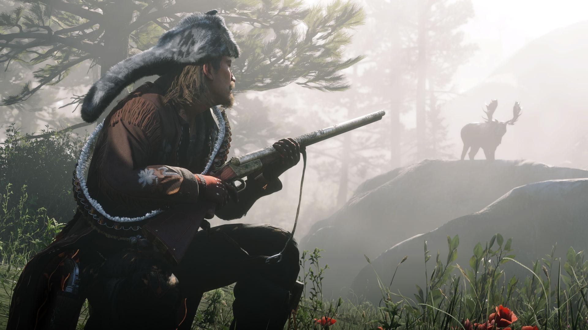 Red Dead Online: Il 28 luglio Uscirà un Nuovo DLC!