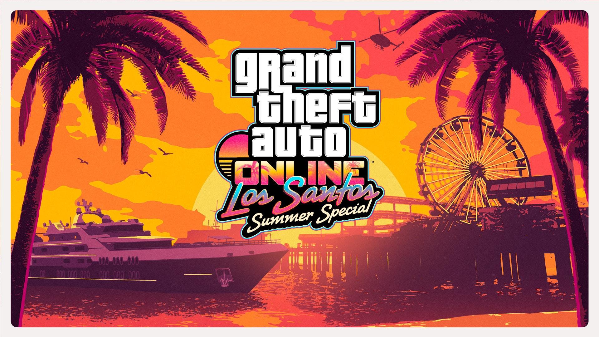 """GTA Online: Aggiornamento """"Los Santos Summer Special"""" Ora Disponibile, Tutti i Dettagli"""